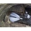 Прочистка внешней канализации. Гидродинамический способ.